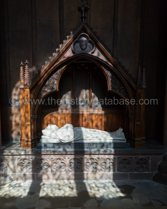 Carlisle Cathedral 20180401-114216